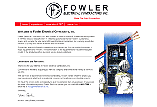 Visit Fowler Electrical Contractors